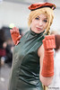 Cammy Street Fighter (Poome) Tags: cosplay cosplayer frenchcosplay cosplaygirl stree fighter street cammy