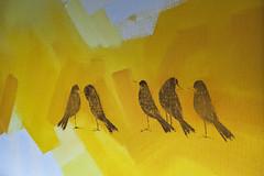Than (tcd123usa) Tags: leicadlux4 painting birdspainting