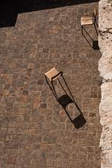 Waiting room (albi_tai) Tags: barocco noto sicilia waitingroom saladattesa sedie cadreghe pov dallalto ombra luce albitai nikon d750 nikond750