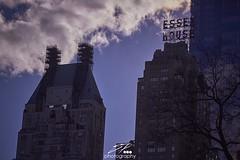 Essex House (seanporterphotography) Tags: skyscraper sky clouds essexhouse newyork manhattan centralpark architecture building sunset outdoor