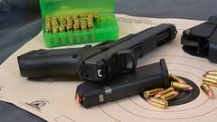 JAB7912 (Joseph Berger Photos) Tags: 9mm 9x19 burrisfastfire2 glock glock34 glockmos guns pistol firearms