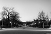 Parc de la Ciutadella (j.borras) Tags: parc ciutadella dawn sunset night street photography black white bw barcelona bcn toning 50mm