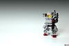 Jinn and his powersuit (Devid VII) Tags: lego moc jinn power suit devid devidvii details diorama military mecha robot mech minifigure