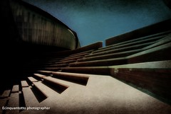 Arena (Ecinquantotto ( + 1.067.000 di grazie a Tutti )) Tags: architettura architecture art arte arena auditorium colori colors d3000 dreams dream diagonal dinamic geometrie geometric italia italy nikon nikond3000 ombre rome roma reflex spqr texture prospettiva pov