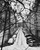 Street in Dortmund (IanHartS) Tags: ruhrgebiet dortmund deutschland nikon winter 50mmf18g germany day sunlight daylight weather d700 snow nordrheinwestfalen de