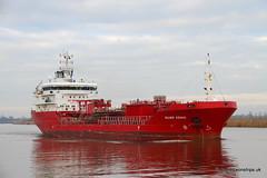 Ship. Silver Kenna 9427524 (dickodt65) Tags: ship tanker coaster goole