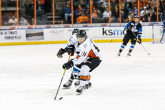 "Missouri Mavericks vs. Wichita Thunder, January 7, 2017, Silverstein Eye Centers Arena, Independence, Missouri.  Photo: John Howe / Howe Creative Photography • <a style=""font-size:0.8em;"" href=""http://www.flickr.com/photos/134016632@N02/32210092166/"" target=""_blank"">View on Flickr</a>"