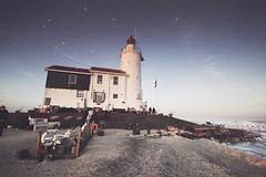 Lighthouse in winter (soleá) Tags: carmengonzález soleá vuurtoren lighthouse winterinnederland travel dutch cold wintertime winter holland paardvanmarken