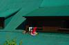 Carpathian trails - Przegibek - drying? (ChemiQ81) Tags: 2016 polska poland polen polish polsko chemiq польша poljska polonia lengyelországban польща polanya polija lenkija ポーランド pólland pholainn פולין πολωνία pologne puola poola pollando 波兰 полша польшча beskidy beskid mountains góry hory beskydy żywiec outdoor karpaty carpathian summer lato leto holidays wakacje żywiecki rajcza landscape mountainside creek hill rycerka górna przegibek schronisko przegibku