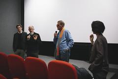 Ross Lipman 029 (Cinemazero) Tags: pordenone cinemazero rosslipman film notfilm busterkeaton samuelbeckett documentario