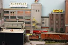 2017_01_22_Modelspoordagen Rijswijk_005 (dmq images) Tags: the fridge modelleisenbahn model railway railroad scale schaal modelspoor h0 187 layout modelspoordagen rijswijk