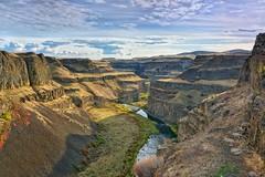 Palouse Canyon (Philip Kuntz) Tags: palousefalls palousefallsstatepark palouseriver palouserivercanyon washtucna washington