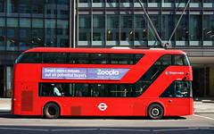 Stagecoach LT 250 (cybertect) Tags: bus london 8 stagecoach doubledecker londonbus route8 wc1 londonwc1 newroutemaster sonya7 lt250 carlzeissmmdistagont28mmf28 ltz1250