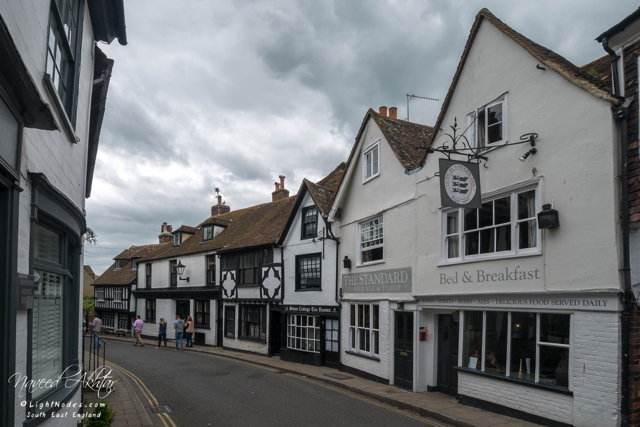 High Street, Rye (with GX7 and 9-18mm)