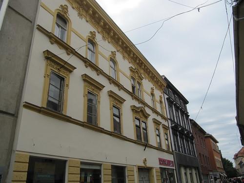 Gebäude in der Gosposka ulica
