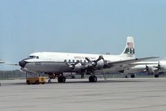 131600 Douglas C-118B Liftmaster US Navy (pslg05896) Tags: douglas usnavy mtc dc6 selfridge liftmaster c118 kmtc 131600