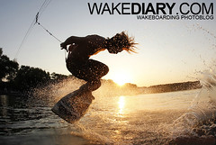 Ezh_sunset (Wakediary) Tags: sunset river moscow cable ollie thm wakeskate
