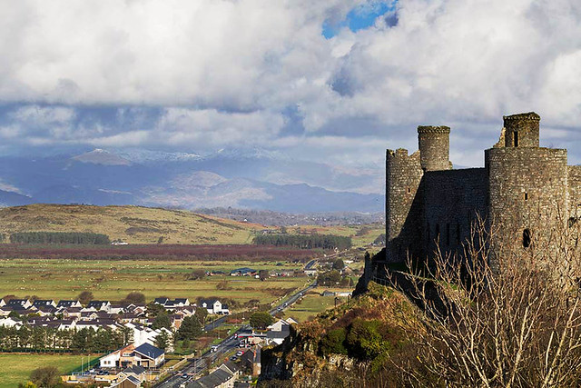 Harlech and District