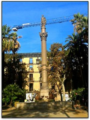 A Galceran Marquet (Plaça del Duc de Medinaceli), Ciutat Vella (Barcelona, el Barcelonès) (Jesús Cano Sánchez) Tags: elsenyordelsbertins canon samsung galaxy catalunya cataluña catalonia barcelones barcelona ciutatvella monument monumento font fuente fountain enunlugardeflickr