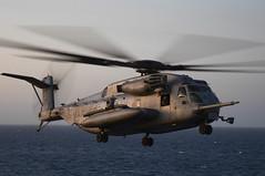 150729-N-NZ935-070 (cfasasebo) Tags: ussbonhommerichardlhd6 ch53superstallion us7thfleetareaofoperations marinemediumtiltrotorsquadronvmm256reinforced