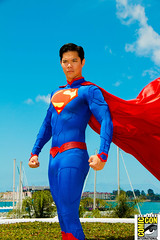 52SupermanCape3 (Bryanakin) Tags: asian costume san comic cosplay diego superman comiccon con sdcc 2015 sandiegocomiccon