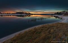 JM_CalmDecCrabMeadowDawn_12_08_16_16 (HarrySchue) Tags: crabmeadowbeach huntingtonny sunrise nature nikon beach serene ocean seashore d800e
