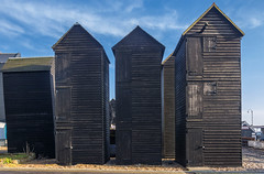 Fishing Net Huts, Hastings (Peter Cook UK) Tags: hastings boats beach fishing net sussex huts