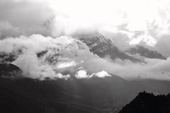 IMG_2179 (pavel B.) Tags: annapurnarange blackandwhite nepal mountains