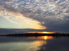 Potomac River Sunset (Mr.TinDC) Tags: dc washingtondc potomac potomacriver sunset sky clouds dcist hainspoint