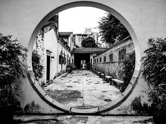 Through the Round Window..