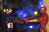 B01A8988 (laurentpetitguenet) Tags: jouets toys jouet toy christmas noel marvel captainamerica captain america