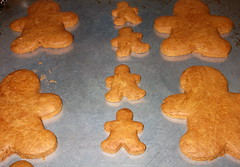 Cookies Fresh From The Oven. (dccradio) Tags: lumberton nc northcarolina robesoncounty food eat cookies gingerbreadmen gingerbread christmascookies cooking baking