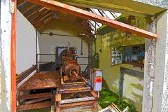 Money Generator  [Explore] (Eskling) Tags: electricity generator derelict shed loughmoney downpatrick