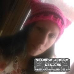 Pussyhat 01b (zreekee) Tags: pussyhat kittyear sparkledoomdesigns saskatchewan womensrights crochet
