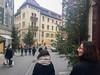 Découverte de l'Est (Antoine Desloges Studio) Tags: noel bâle suisse frontière rhin fleuve marche promenade commerces architecture veille ville sapin
