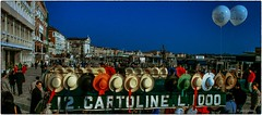 12 cartoline per mille lire (yvesgalland) Tags: 1987 venisedia venise vénétie italie it rivadeglischiavoni