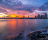 Sunset at marina bay south pier (jaywu429) Tags: sony sky singapore sonya7r skyline sony1635mmf4 sonycamera sunset see sunseeker landscape longexposure lights rocks clouds dusk twilight outdoor explore inexplore
