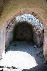 IMG_7492 (jaglazier) Tags: 1stcenturybc1stcenturyad 2016 24bc14ad 8116 apulia arches architecture august augustan buildings construction copyright2016jamesaglazier egnazia grecoroman imperial italy limestone religion religions rituals roman tunnels vaults archaeology arched cryptoporticos fitted interiors lightwells rectangles stonebuildings temples workedstone cittàmetropolitanadibari puglia