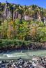 Sounkyo Gorge 0307 (kbaranowski) Tags: ©2016krzysztofbaranowski krzysztofbaranowski nihon nippon autumn maple japanesemaple fallfoliage colorful nature beautyinnature hokkaido sounkyo daisetsuzan
