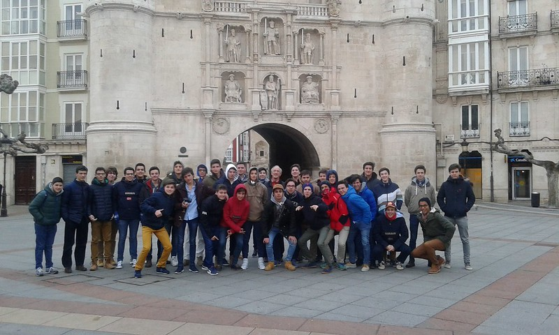 Convivencia en Pamplona y el Pirineo