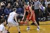 Nathan Hale High School Basketball vs. Bishop Blanchet (stinkaholic) Tags: basketball seattle hale nathan crosby keegan highschool