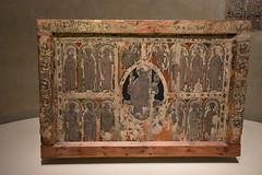 1225 - Frontal d'altar d'Esterri de Cardós (esta_ahi) Tags: mnac barcelona spain españa испания pintura románico romànic romanesque santpau esterridecardós valldecardós pallarssobirà