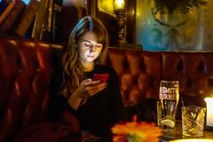 Holly Bush, Hampstead, London (Jordan Barab) Tags: cellphone pub glow hampstead london england sonydscrx100 sonydscrx100markiii
