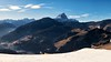Dolomiti (matej.duzel) Tags: winter mountain italy alto adige sud tirol snow skiing ski piculin black slope sunny day blue sky gh4 leica panasonic january vacation sport active morning