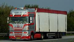 NL - Cubri DAF XF 105 SSC (BonsaiTruck) Tags: cubri daf xf 106 lkw lastwagen lastzug truck trucks lorry lorries camion
