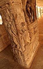 Trichy Ranganathaswamy Temple 146 (David OMalley) Tags: india indian tamil nadu subcontinent trichy sri ranganathaswamy temple srirangam thiruvarangam gopuram chola empire dynasty rajendra hindu hinduism unesco world heritage site ranganatha vishnu canon g7x mark ii canong7xmarkii
