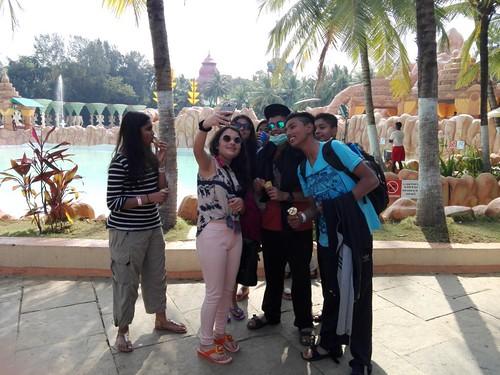Grade IX India Tour 2073