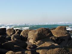 La vie poétique / 269 - La Torche - Plomeur - Finistère - Hiver 2017 (jeanyvesriou1) Tags: mer mare sea vagues waves olas rochers rocks latorche plomeur finistère