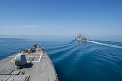 150601-N-FQ994-371 (CNE CNA C6F) Tags: ross spain navy mc usnavy blacksea rota ddg71 6thfleet ukrainiannavy npase hetmansahaydachniyu130