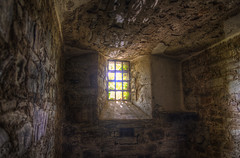 Bodmin Jail Cell Window (Rachael Webster UK) Tags: holiday colour june canon high cornwall break dynamic jail range hdr gaol subtle bodmin 2015 650d bodmingaol bodminjail subtlehdr canon650d june2015